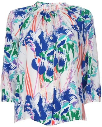 Tucker 'Bright fireworks' blouse