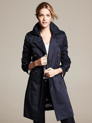 Banana Republic New Classic Trench