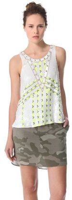 April May April, may Casper Beaded Tank