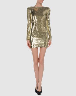 JULIEN CHAMBON Short dress