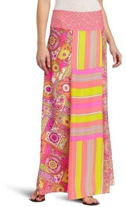 Alice & Trixie Women's Heather Maxi Skirt