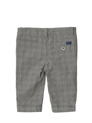 Paul Smith Overdyed Checked Trousers