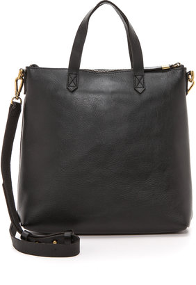 Madewell Mini Transport Tote $148 thestylecure.com