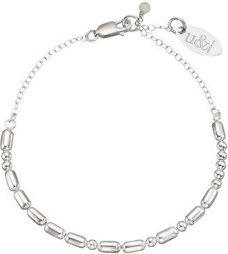 Under the Rose Personalised Love Morse Code Bracelet