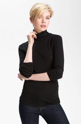 Women's Splendid Fitted Turtleneck $58 thestylecure.com