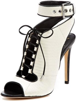 Brian Atwood Lodosa Peep-Toe Sandal
