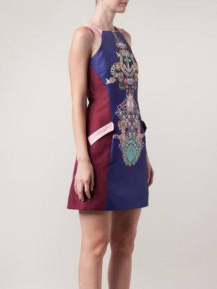 Mary Katrantzou Fenbot Dress