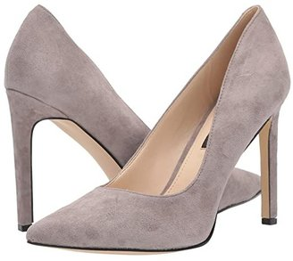 Nine West Tatiana Pump (Light Grey) High Heels
