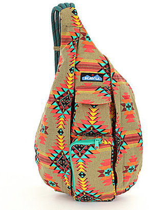 Kavu Printed Rope Messenger Bag $50 thestylecure.com