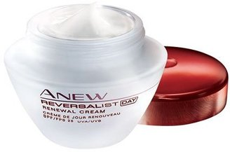 Avon Reversalist Day Renewal Cream SPF 25 1.7oz./50g $32 thestylecure.com