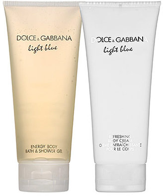 Dolce & Gabbana Light Blue Bath and Body Collection