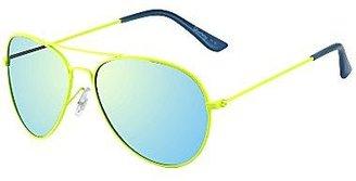 JCPenney Olsenboye® Magnolia Aviator Sunglasses
