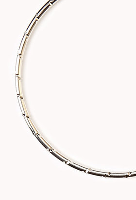 Forever 21 Etched Hoops