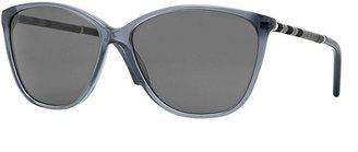 Burberry Cat Eye Sunglasses