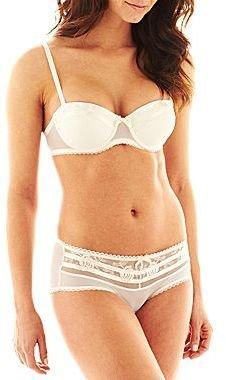 JCPenney Sassa Embroidered Balconette Bra or Bikini Panties