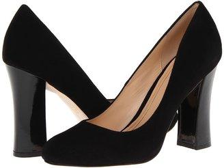 Cole Haan Chelsea Hi Flared Heel Women's Slip-on Dress Shoes