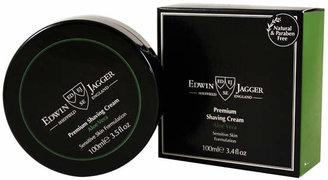 Jagger Aloe Vera Premium Shaving Cream by Edwin 3.4oz Shave Cream)