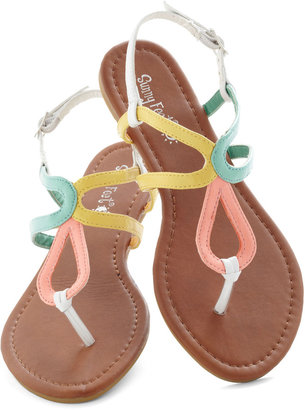 Meeting of the Minds Sandal