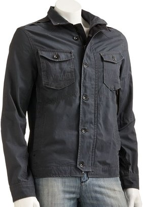 Helix TM shirt jacket - men