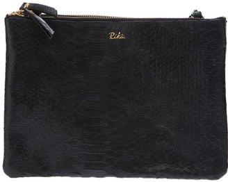 Rika cotton 'Mika Snake' shoulder bag