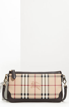 Burberry 'Haymarket Check' Crossbody Bag