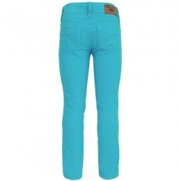 Diesel Turquoise Speedjeg Slim Jeans