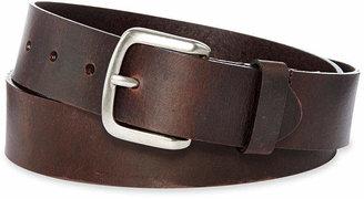 Dickies Brown Leather Belt