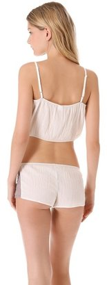 Only Hearts Club Biscuits for Breakfast Cropped Camisole