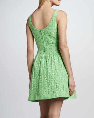Lilly Pulitzer Posey Daisy Lane Lace Dress