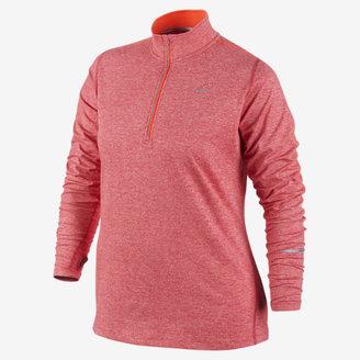 Nike Element Half-Zip Women's Running Shirt (Size (1X-3X)