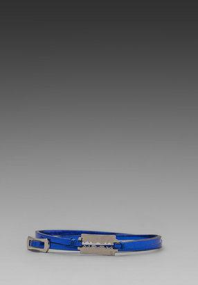 McQ by Alexander McQueen Mini Razor Blade Bracelet