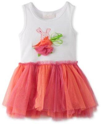 Bonnie Baby Baby-Girls Infant Carrot Tutu Dress