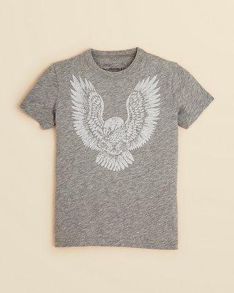 John Varvatos Boys' Heathered Eagle Tee - Sizes S-XL
