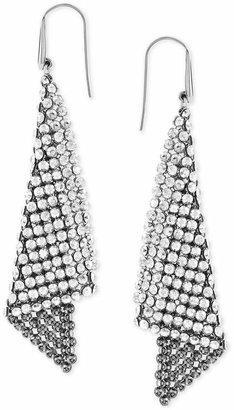 Swarovski Earrings, Crystal Fan Earrings $129 thestylecure.com