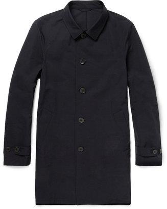Canali Wind-Resistant Showerproof Coat