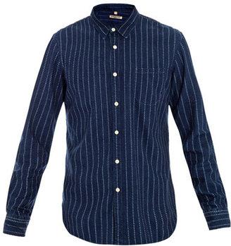 Levi's Wabash stripe shirt