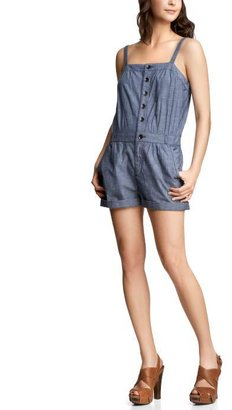 Gap Chambray romper