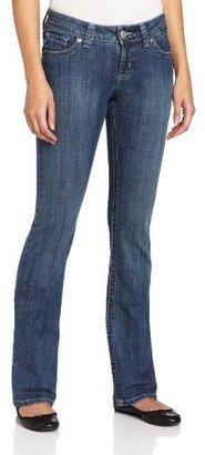 Lee Women's Slender Secret Rosemary Barely Boot Cut Jeans