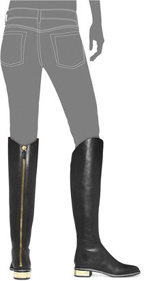 Boutique 9 Alberena Over the Knee Skinny Riding Boots