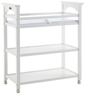 Graco by LaJobi Lauren Dressing Table - Classic White