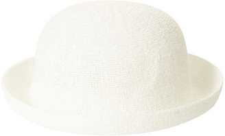 Topshop Transitional bowler hat