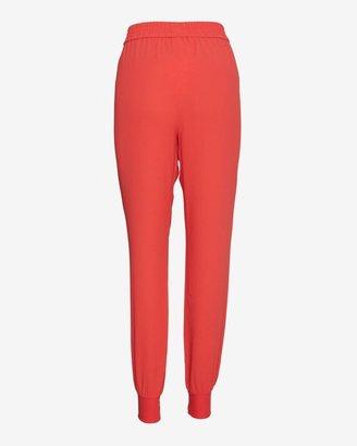 """Joie Crepe """"jogging"""" Pants"""
