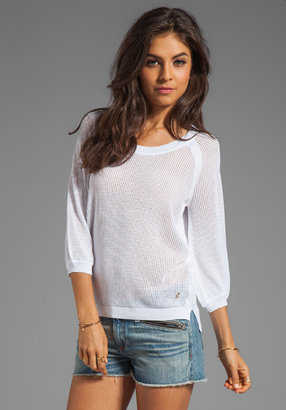 Juicy Couture Catalina Pullover Sweater