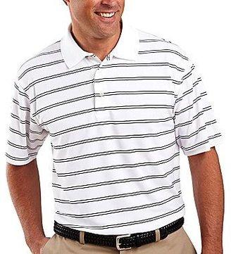 PGA TOUR® Striped Polo Shirt