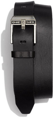 Diesel 'Nstarr Service' Belt Black 32