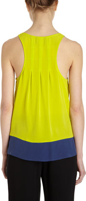 Twelfth St. By Cynthia Vincent by Cynthia Vincen Colorblock Tank