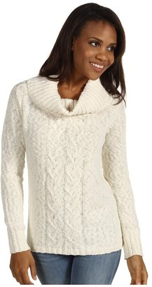 Tommy Bahama Windsor Cable Sweater (Fresco) - Apparel