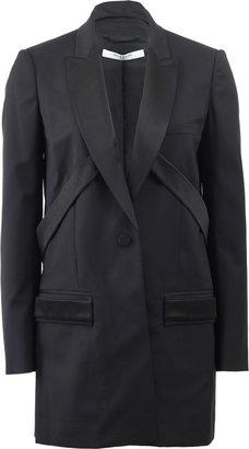 Givenchy Long Tuxedo Blazer