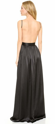 Contrarian ONE by Babs Bibb Maxi Dress