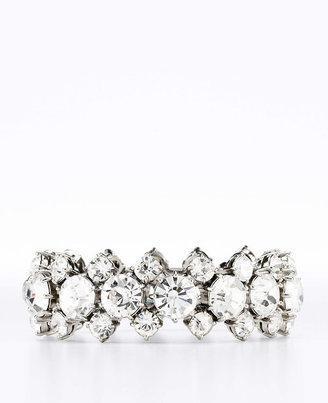 Ann Taylor Crystal Stretch Bracelet